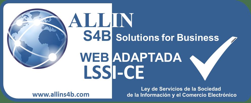 Sello LSSI - Ballenoil