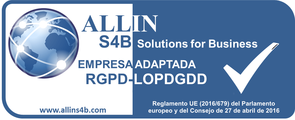 Sello RGPD - Ballenoil