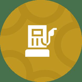 Icono estación de servicio - Ballenoil