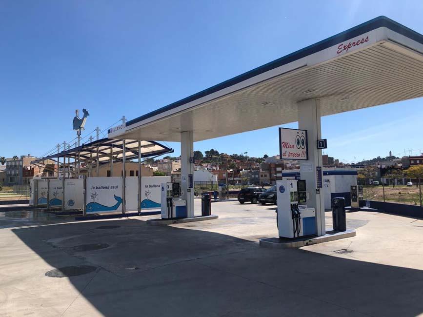 Gasolinera Ballenoil alzira