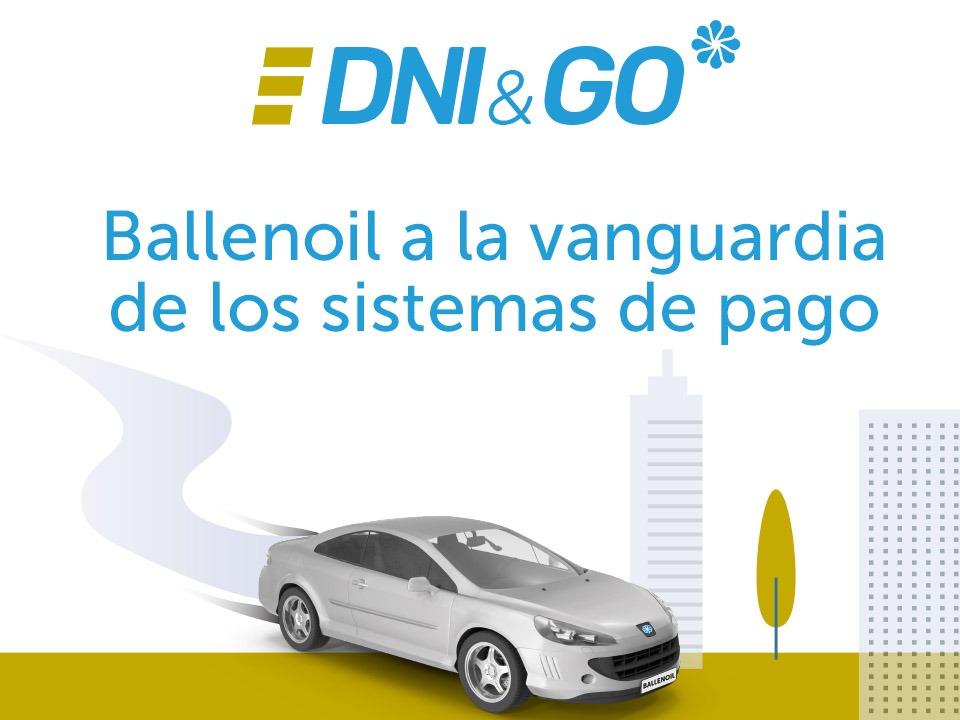 DNI&GO, el innovador sistema de pago que permite repostar con tu DNI