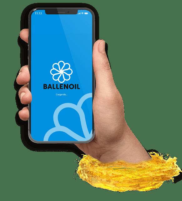 App Ballenoil
