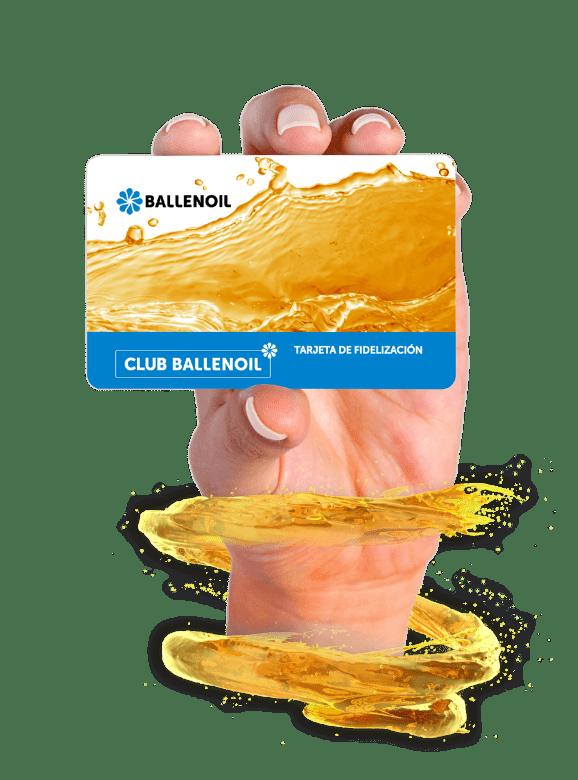 Tarjeta Club Ballenoil para Empresas