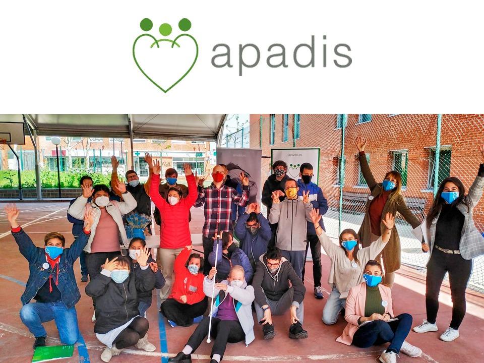 Nuestra primera experiencia de voluntariado con APADIS