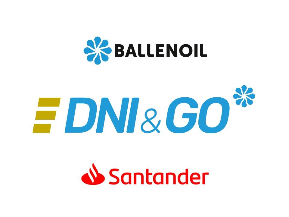 Ballenoil y Santander desarrollan un sistema que permite pagar los repostajes con el DNI