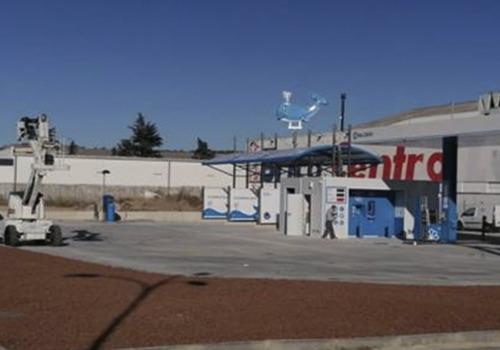 Gasolinera Ballenoil Palencia