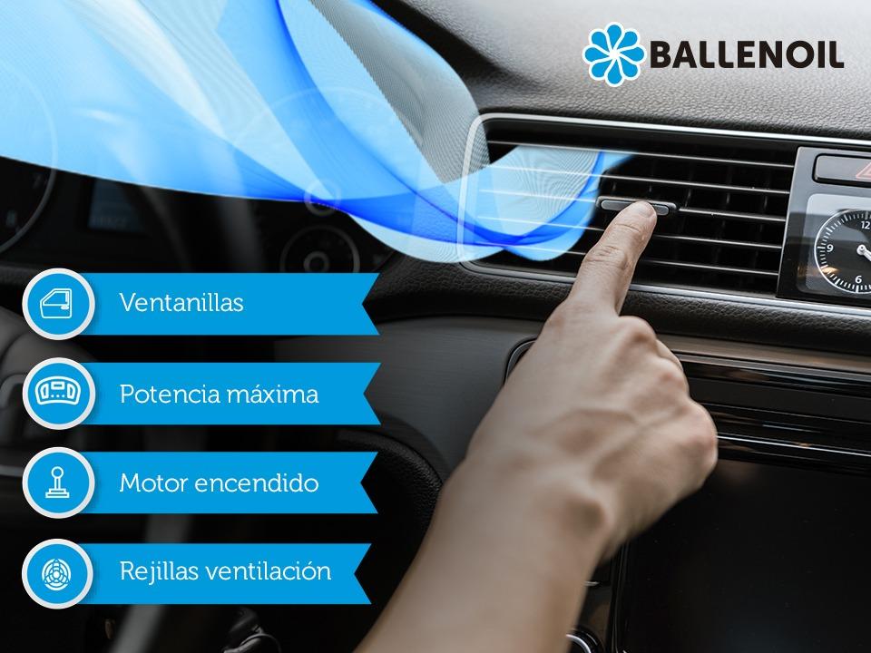 Ahorra con el aire acondicionado de tu coche en verano