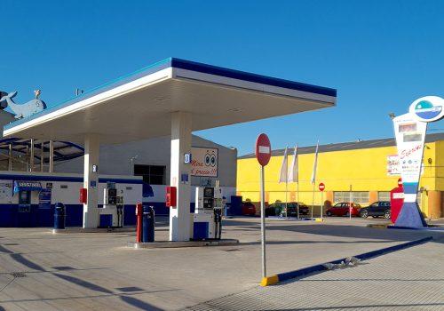 Gasolinera Ballenoil Alaquas