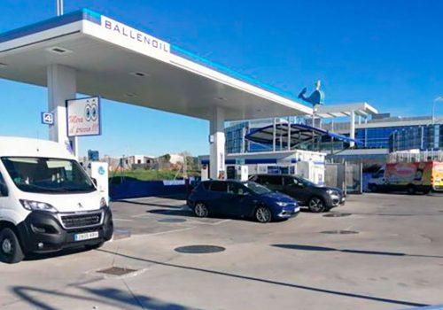 Gasolinera Ballenoil Alcorcón