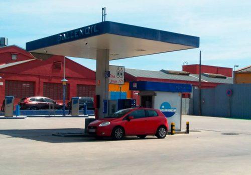 Gasolinera Ballenoil Barbera del valles