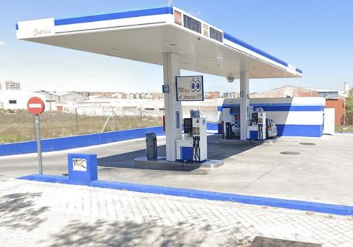 Gasolinera Ballenoil Fuenlabrada