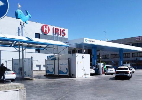 Gasolinera Ballenoil Guadalajara