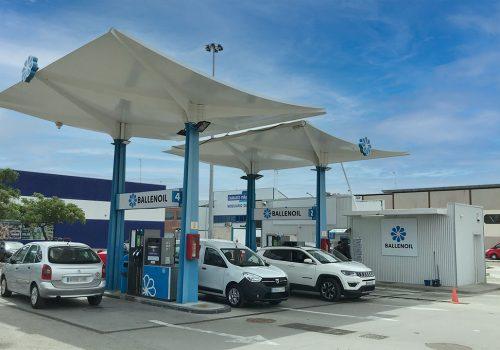 Gasolinera Ballenoil Illescas