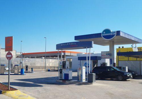 Gasolinera Ballenoil Massanassa