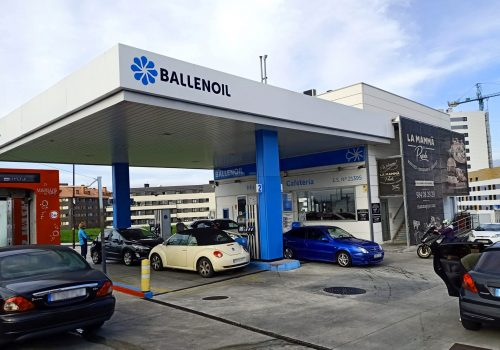 Ballenoil Gijón Roces