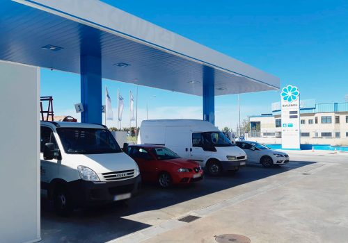 Gasolinera Ballenoil Algete