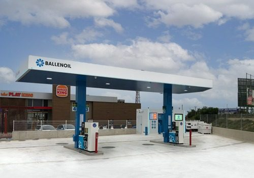 Gasolinera Ballenoil Rojales